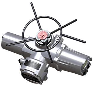 HM-SERIES MULTI-TURN Electro Hydraulic Actuator > PRODUCT